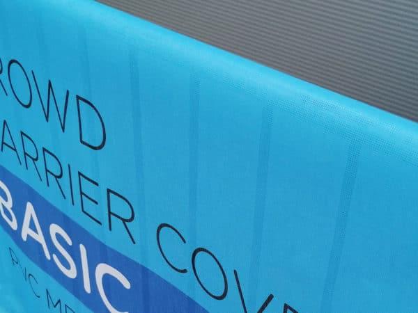 Billig Banner für Absperrgitter