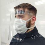 Anti-Corona Gesichtsschutz