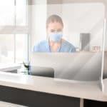 Anti-Virus transparente Wand