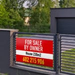 Zu Verkaufen Haus Banner