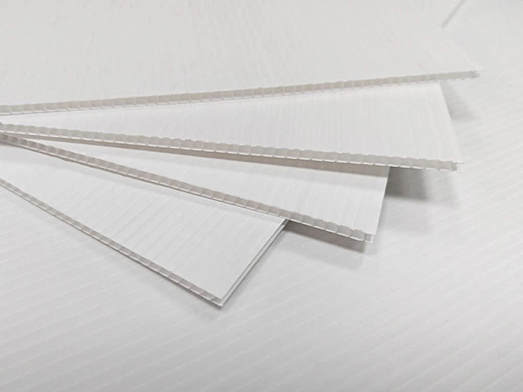 PP Hohlkammerplatte 3 mm