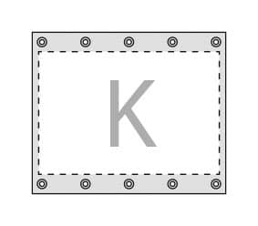 K - Muster